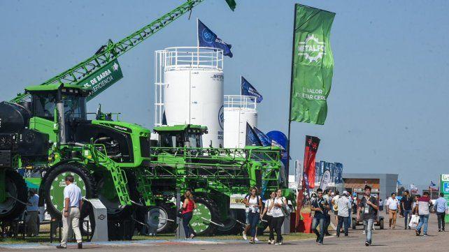Expoagro: fabricantes de maquinaria agrícola siguen con promos