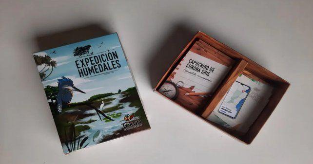Expedición Humedales