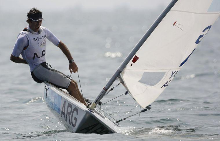 Buen comienzo de Julio Alsogaray en la Clase Laser de yachting