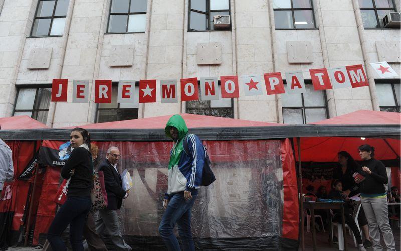 Familiares y amigos se movilizarán a Tribunales. (Foto: Sebastián Suárez Meccia)