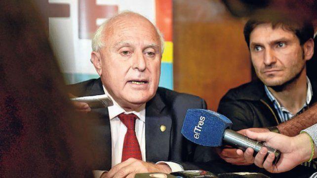 Lifschitz y el ministro de Seguridad Pullaro impulsan una nueva calificación del concepto de presos.