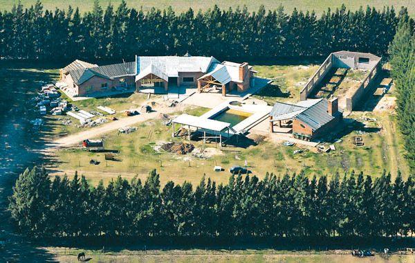 Fastuosa casa de campo
