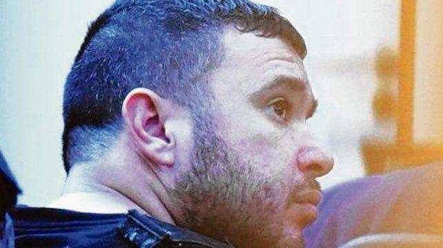 Tras las rejas. Alvarado está detenido desde febrero de 2019..