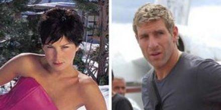 Soledad Solaro y Martín Palermo se desnudan para una campaña solidaria