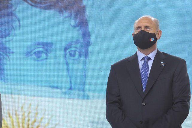 El gobernador Omar Perotti encabezará los actos por el Día de la Bandera.