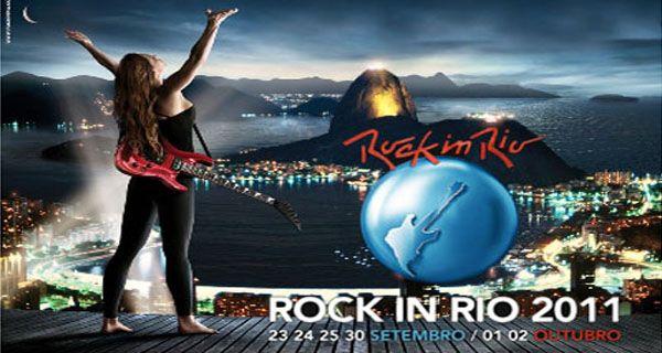 Rock in Rio vuelve hoy a su ciudad natal esperando unas 700.000 personas