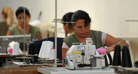 El Indec informó que la economía creció 9,2% durante el año pasado