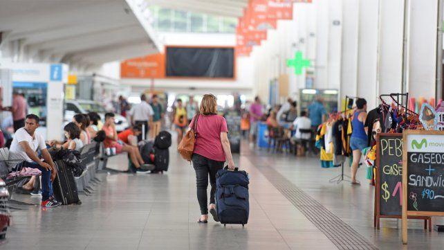 Desde hoy abren locales comerciales en la terminal de ómnibus