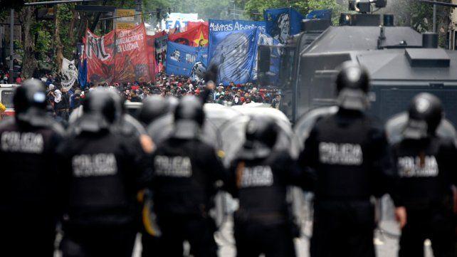 Prensa de Rosario repudió la detención de periodistas frente al Congreso