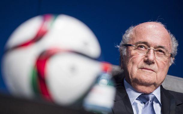 """Blatter asumió la necesidad de """"incrementar la credibilidad"""" luego de los escándalos de corrupción de los últimos años."""