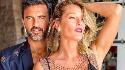 Fabian Cubero y Mica Viciconte