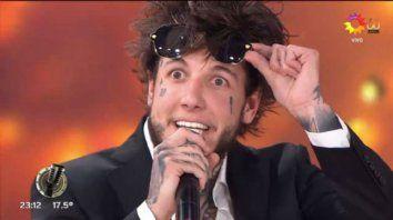 Alex Caniggia decidió no ir a la gala del Cantando 2020 y fue eliiminado del concurso de canto.
