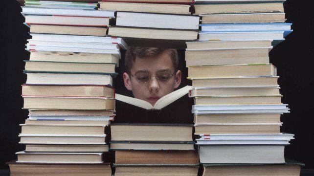 La lectura rompió el aislamiento