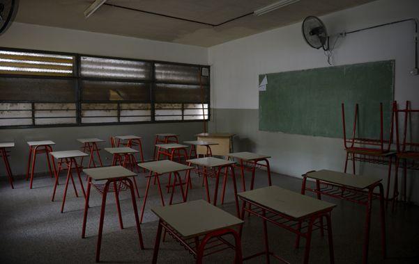 En diez días los docentes públicos no dictarán clases ya que adhieren a reclamos nacionales