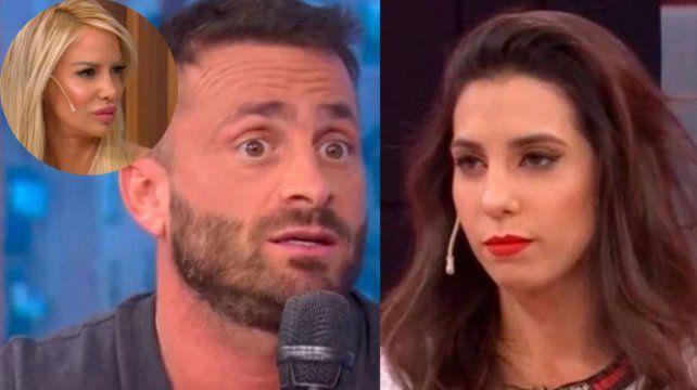Cinthia Fernández, Baclini y Salazar, la pelea continúa