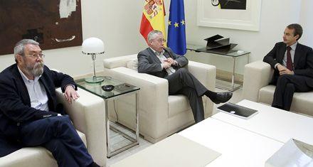 Anuncian paro de trabajadores en España contra el ajuste