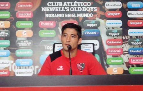 Casco admitió que debe seguir recuperando su nivel físico y futbolístico.