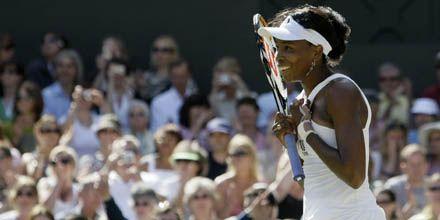 Wimbledon: en el duelo entre hermanas, el título fue para Venus Williams