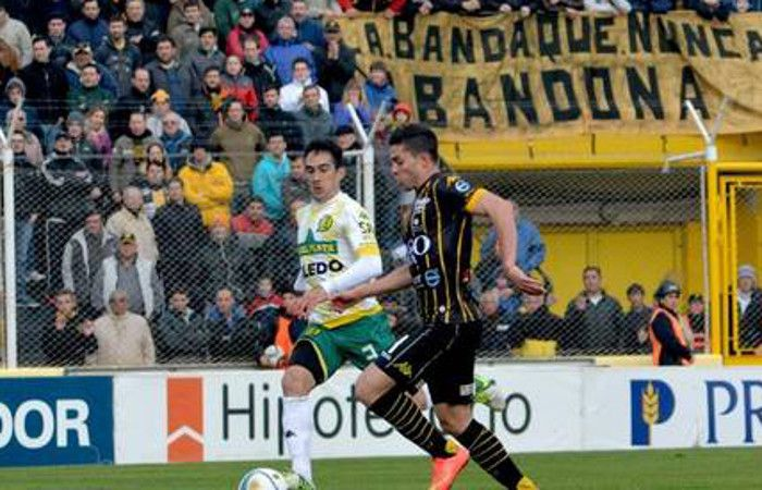 Aldosivi se despachó con una goleada por 3-0 sobre Olimpo en Mar del Plata