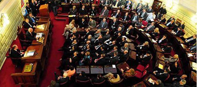 Lamberto irá el miércoles próximo a la Legislatura. (Foto de archivo)
