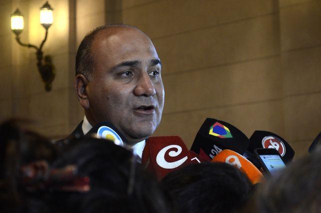 Juan Manzur dijo: Siempre voy a estar donde sea más útil a la Patria y al movimiento peronista.