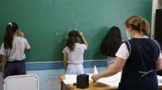 Las escuelas privadas regresaron de manera presencial esta semana.