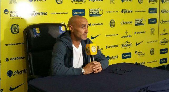 Montero dejó a Teo Gutiérrez afuera del equipo de Central que enfrentará a Tigre