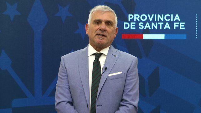 El secretario de Justicia Gabriel Somaglia pidió que se investigue si Diego Vigo incurrió en algún delito.
