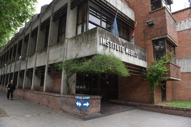 El Instituto Médico Legal. El cuerpo de la víctima fue trasladado allí para la realización de una autopsia.
