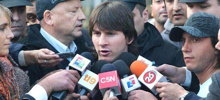 Messi: Voy a demostrar en el Mundial que puedo hacer lo que hago en Barcelona