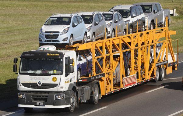 Un piso. Los concesionarios de autos de Rosario estiman que el mes pasado marcó un cambio en el mercado.