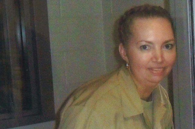 Lisa Montgomery en una foto tomada por sus defensores algunos años atrás.