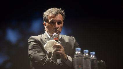 Astore confía en su proyecto para ganar las elecciones en Newells.