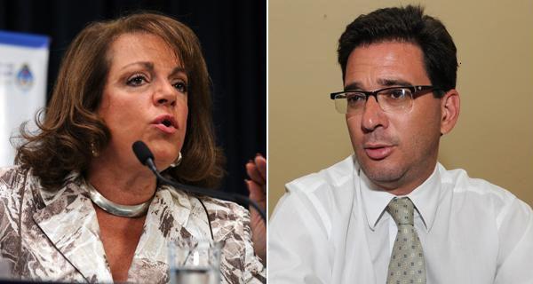 Por pedido de la presidenta, Garré suspendió la reunión con el ministro santafesino Corti