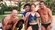 La historia de Diego Maradona y la menor cubana sigue sumando capítulos