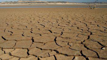 Verano con poca agua: la bajante del río llegó para quedarse