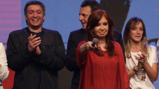 Cristina pidió autorización para viajar desde el viernes al 11 de noviembre.