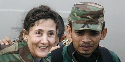 Las Farc dicen que el de Ingrid Betancourt no fue un rescate de rehenes, sino una fuga
