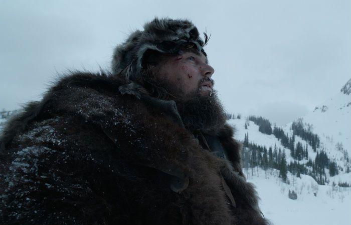 Leonardo DiCaprio se obligó a una dura experiencia para este trabajo.