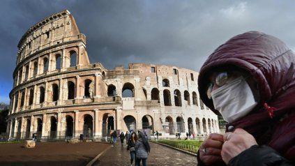 Coronavirus: Italia elimina el uso obligatorio de barbijo al aire libre