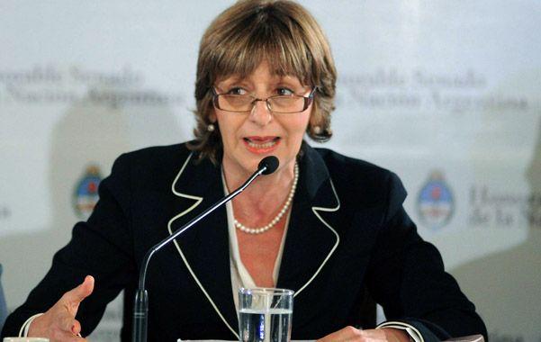 Decisión frenada. La iniciativa de la procuradora Gils Carbó fue cuestionada por sectores judiciales y la oposición.