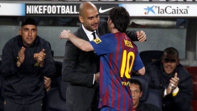 Manchester City ratificó que quiere a Messi en 2021