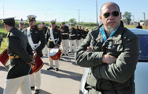 Línea dura. Sergio Berni mencionó salideras y casos de narcotráfico protagonizados por extranjeros.