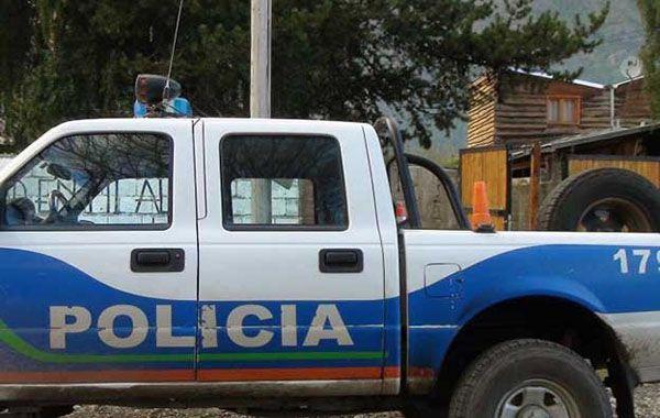 El sospechoso fue detenido y será trasladado a la ciudad de Esquel.