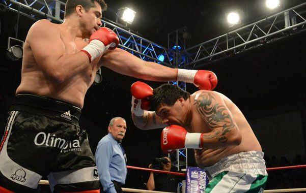 Palmarés. El púgil radicado en Rosario estiró a 20 sus victorias (18 por KO).