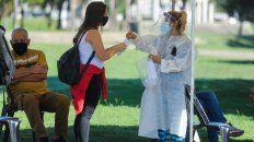 En los barrios se incrementaron los hisopados en los centros de salud y se sumaron test rápidos.