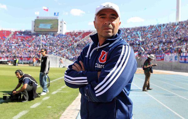 El zurdo Sampaoli es el nuevo entrenador del seleccionado chileno