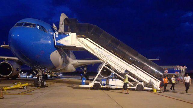 Parte esta madrugada un nuevo vuelo a Moscú en busca de otras 500 mil Sputnik V