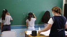 La ministra de Educación, Adriana Cantero, destacó la importancia que tendrá la vacunación de los docentes para la vuelta a clases.