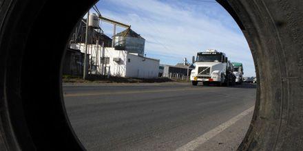 Baja la tensión: se levantan los cortes de productores y transportistas